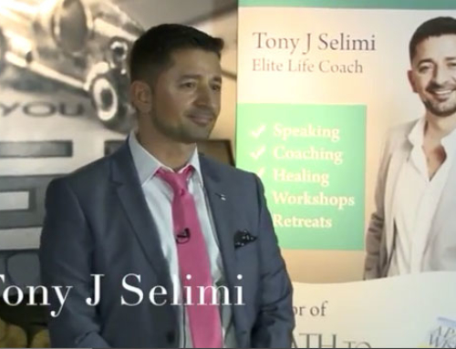 Tony J Selimi – Who is the Driver of Your Life?