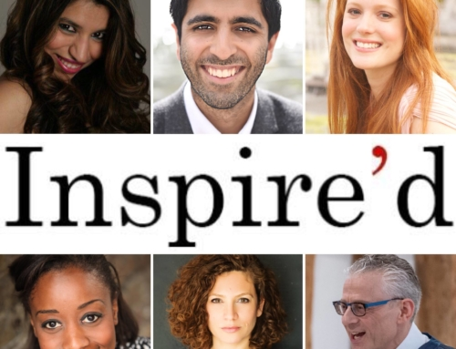 Inspire'd in London TUESDAY 7 August 2018