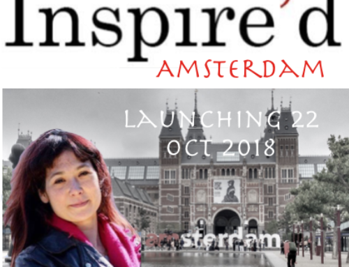 Inspire'd in Amsterdam 22 October 2018